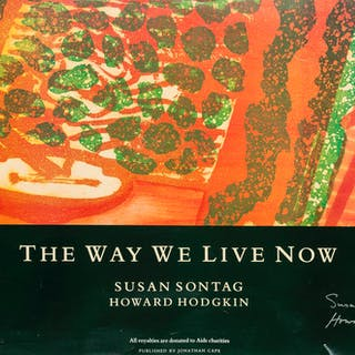 Howard Hodgkin (1932-2017) The Way we live now, Howard Hodgkin (1932-2017)
