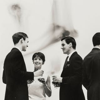 Norman Parkinson (1913-1990) Chatting Up Girls; Candelabra Mending