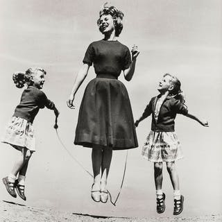Norman Parkinson (1913-1990) Girls Just Want To Have Fun: Four Vintage
