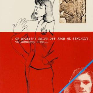 R.B. Kitaj (1932-2007) A day Book (Ramkalawon 133-146), R.B. Kitaj