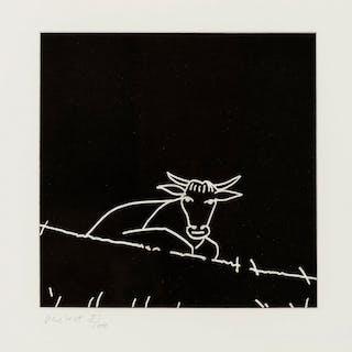 Alex Katz (b.1927) Cow, Alex Katz (b.1927), Cow