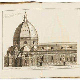 Florence.- Ruggieri (Ferdinando) Scelta di Architetture Antiche e