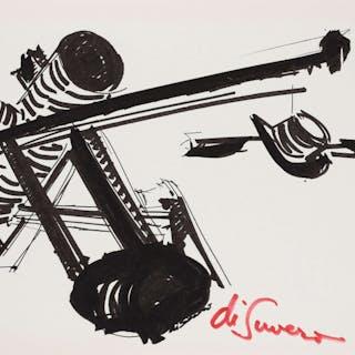 Mark Di Suvero (b.1933) Untitled, Mark Di Suvero (b.1933), Untitled