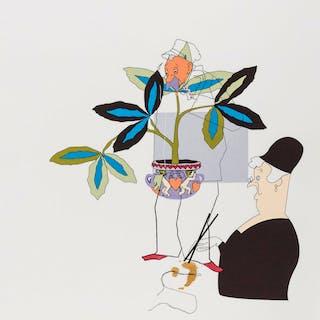 Helen Marten (b.1985) Untitled, Helen Marten (b.1985), Untitled