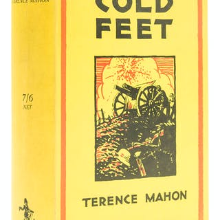 Mahon (Terence) Cold Feet, first edition, 1929. Mahon (Terence), Cold