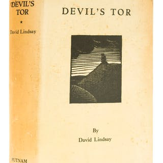 Lindsay (David) Devil's Tor, first edition, 1932. Lindsay (David)