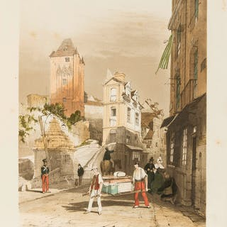 Boys (Thomas Shotter) Picturesque Architecture in Paris, Ghent, Antwerp