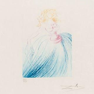 Salvador Dali (1904-1989) As you like it (Field 68-7H; M&L 274b)