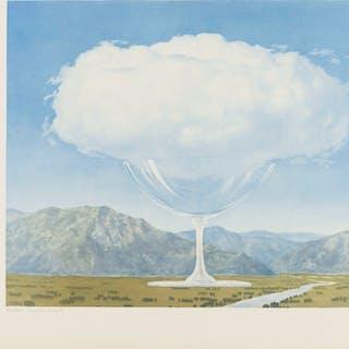 Rene Magritte (1898-1967) (after) La Corde Sensible, Rene Magritte