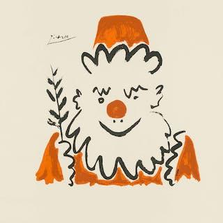 Pablo Picasso (1881-1973) (after) Père Noël, Pablo Picasso (1881-1973)
