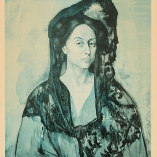 Pablo Picasso (1881-1973) (after) Madame Ricardo Canals (Czwiklitzer
