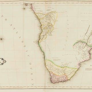 Africa.- Lizars (Daniel) Africa, [c. 1820]. Africa.- Lizars (Daniel)