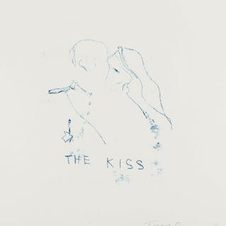 Tracey Emin (b.1963) The Kiss, Tracey Emin (b.1963), The Kiss