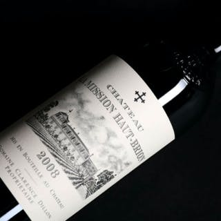 La Mission Haut Brion 2008, 6 bottles in OWC, La Mission Haut Brion