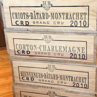Grand Cru Burgundies from Henri Boillot, Grand Cru Burgundies from