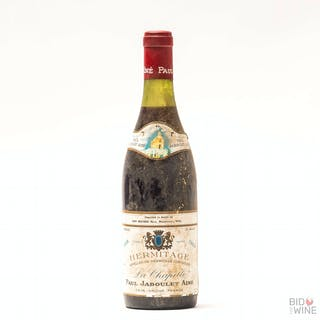 Hermitage La Chapelle 1969, 1 bottle, Hermitage La Chapelle 1969, 1 bottle