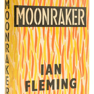 Fleming (Ian) Moonraker, first edition, 1955. Fleming (Ian), Moonraker