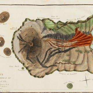 Africa.- Bory de Saint-Vincent (Jean Baptiste) Voyage dans les Quatre