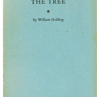 Golding (William) The Ladder and the Tree, first edition, signed by