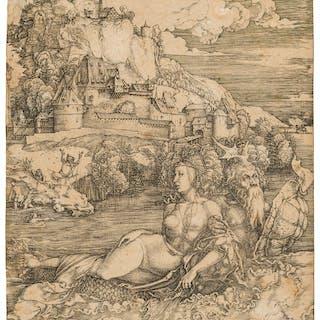 Albrecht Dürer (1471-1528) The Sea Monster, Albrecht Dürer (1471-1528)