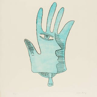 Man Ray (1890-1976) Untitled (Anselmino 100), Man Ray (1890-1976)