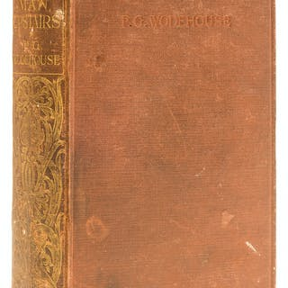 Wodehouse (P.G.) The Man Upstairs and Other Stories, first edition