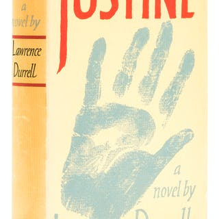 Durrell (Lawrence) Justine, first edition, 1957. Durrell (Lawrence)