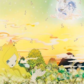 Chiho Aoshima (b.1974) Yuyake-Chen Miss Sunset, Chiho Aoshima (b.1974)