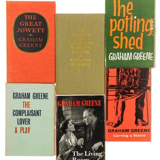 Greene (Graham) The Great Jowett, limited edition, signed by the author
