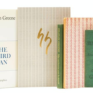 Greene (Graham) The Third Man, limited edition, signed by the author