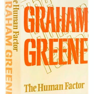 Greene (Graham) The Human Factor, first edition, signed presentation