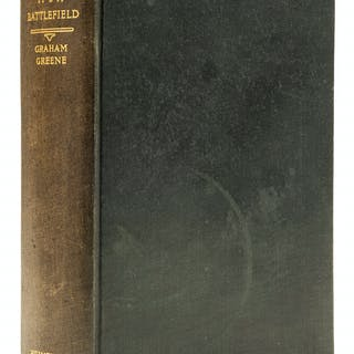 Greene (Graham) It's a Battlefield, first edition, signed presentation