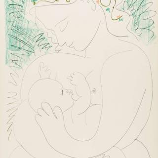 Pablo Picasso (1881-1973) (after) Grand Maternité, Pablo Picasso (1881-1973)