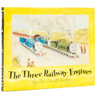 Awdry (Rev. W.) The Three Railway Engines, first edition, first issue