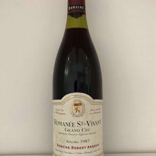1987 Romanee St Vivant, Robert Arnoux, Burgundy, France, 1 bottle