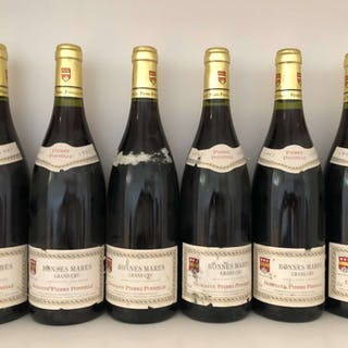 1997 Bonnes Mares, Pierre Ponelle, Burgundy, France, 6 bottles, 1997