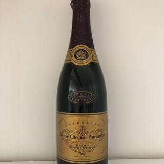 1985 Veuve Clicquot Vintage Reserve, Champagne, France, 1 bottle