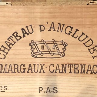 1997 Angludet, Margaux, Bordeaux, France, 12 bottles, 1997 Angludet