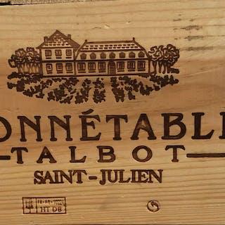 2003 Connetable de Talbot, St Julien, Bordeaux, France, 12 bottles