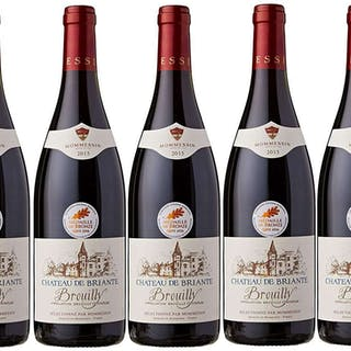 2015 Brouilly Chateau de Briante, Mommesin, Brouilly, Beaujolais