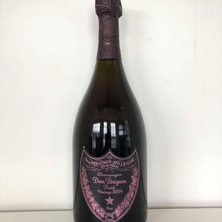 2004 Dom Perignon Rose, Moet et Chandon, Champagne, France, 1 bottle