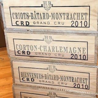 2010 Bienvenues Batard Montrachet, Henri Boillot, 6 x 75cl bottles