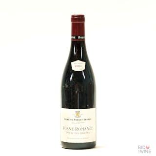 2001 Vosne Romane Les Chaumes, Robert Arnoux, 12 x 75cl bottles, 2001