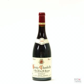 2001 Gevrey Chambertin Clos Saint Jacques Vieille Vigne, Fourrier
