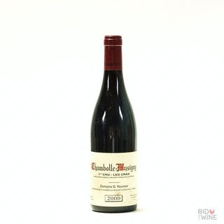 2000 Chambolle-Musigny Les Cras, Georges Roumier, 12 x 75cl bottles