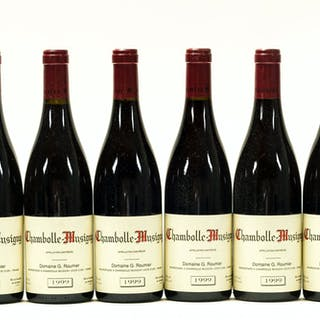 1999 Chambolle Musigny, Georges Roumier, 6 x 75cl bottles, 1999 Chambolle