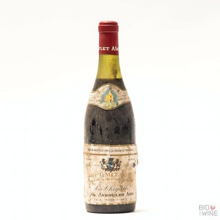 1970 Hermitage La Chapelle, Paul Jaboulet Aine, 1 x 75cl bottle, 1970