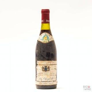 1972 Hermitage La Chapelle, Paul Jaboulet Aine, 1 x 75cl bottle, 1972