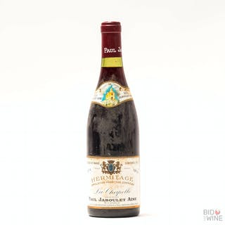 1974 Hermitage La Chapelle, Paul Jaboulet Aine, 1 x 75cl bottle, 1974