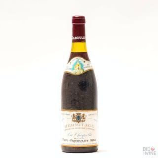 1977 Hermitage La Chapelle, Paul Jaboulet Aine, 1 x 75cl bottle, 1977